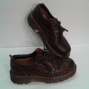 Dr Martens UK4 Gaucho 8323 Bark leather Oxford US6